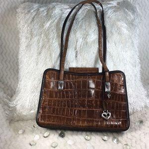 EUC Brighton brown leather Bag